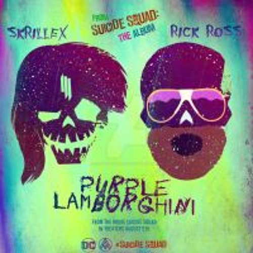 Skrillex Rick Ross Purple Lamborghini Kommotion Remix By Dj