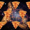 Frustrated Black Man saying PIZZA for 15 mins