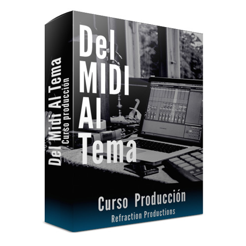 """Aprende a acabar temas desde 0 con este método - Curso Producción """"Del Midi Al Tema"""""""