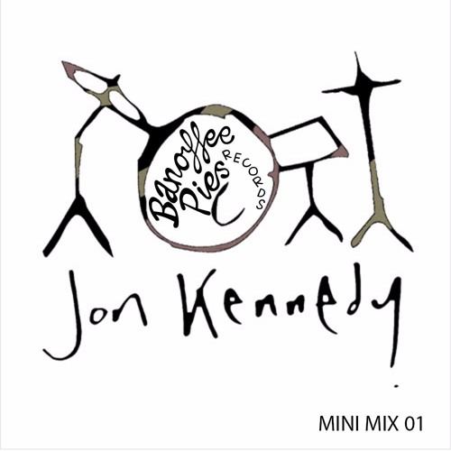 Banoffee Pies Guest Mini-Mix ➤ Jon Kennedy