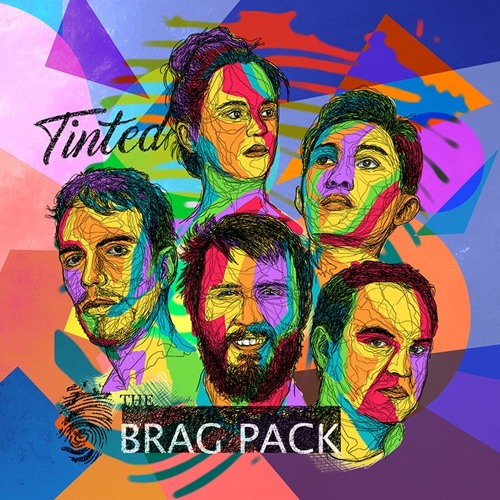 The Brag Pack - Tinted - 02 - A Day As Nun