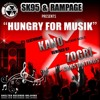 SK95 & Rampage - Hungry For Musik (zOGRi Vox & Instrum)