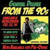 """GENERAL DEGREE ft. TARRUS RILEY """"FEELING IRIE""""(remix)FROM THE 90's Album Available Now Worldwide"""