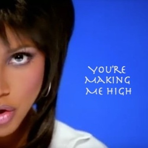 Toni Braxton - You're Making Me High (SVANI EDIT) DL in description