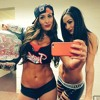We are the Bella Twins