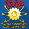 TBASS aka Minupren & Stormtrooper @ Nature One 2016 - BPM Stage