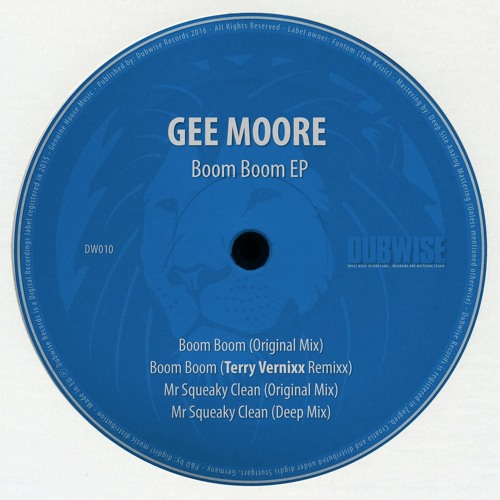 Gee Moore - Mr Squeaky Clean (Deep Mix) (128 kbps mp3)