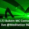 LTJ Bukem MC Conrad - live @ Meditation, 96-97? Deep soul n jazz DnB