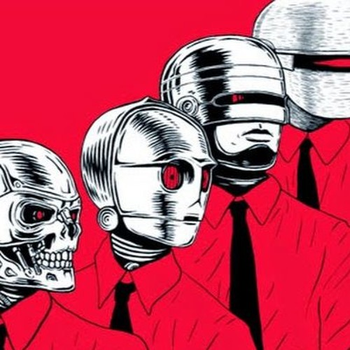 Kraftwerk - We Are The Robots (Club Bizarre Edit)