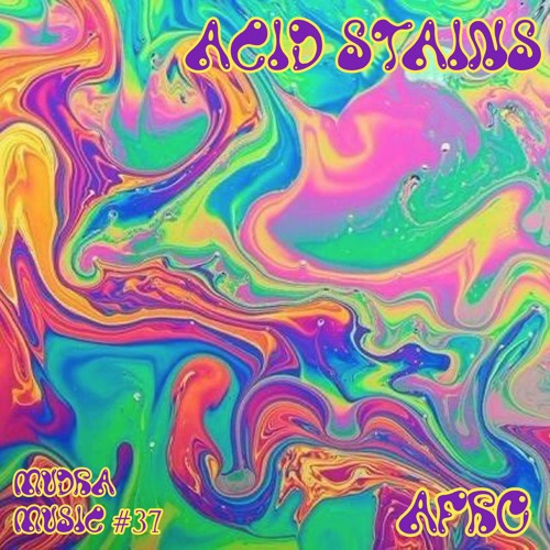 Mudra podcast / Afro - Acid Stains / Live [MM038]