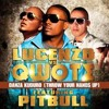 Qwote Ft Pitbull & Lucenzo - Throw Your Hands Up (Dancar Kuduro) - DJ LeeK54 Remix