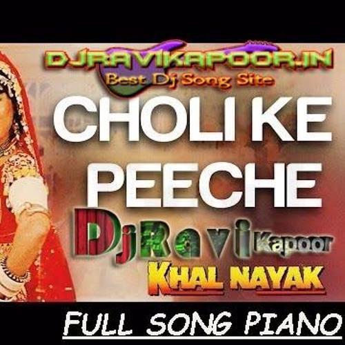 Choli Ke Peeche Kya Hai(FULL SONG PIANO )Dj Ravi Kapoor