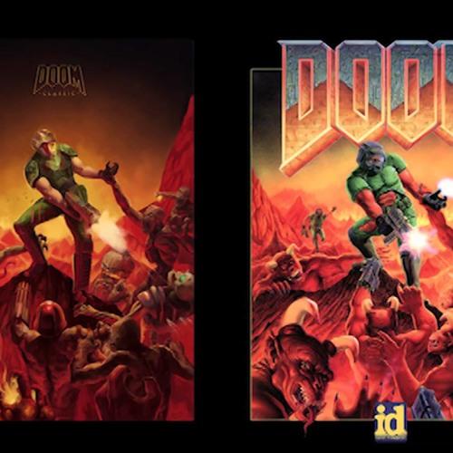 Doom - At Doom's Gate E1M1 remake by Andrew Hulshult (Brutal