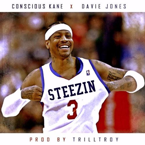 "S T E E Z I N ""  ft. Davie Jones  [prod. TrillTroy]"