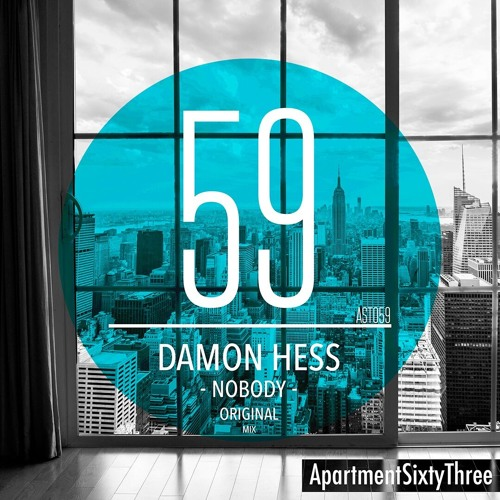 Damon Hess - Nobody (Original Mix)