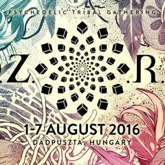 Braincell Bonus Set @ Ozora 2016 (8. Aug - 4.30pm - Closing Set)