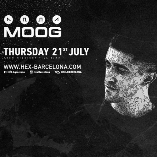 Recanism @ MOOG (Barcelona) - 21/07/2016