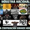INDUSTRIA NACIONAL VOL 4 - LA CORPORACION SUMMER MUSIC Portada del disco