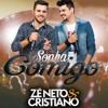 poster of Sonha Comigo Ze Neto song