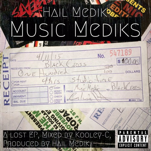 Music Mediks - A Lost EP