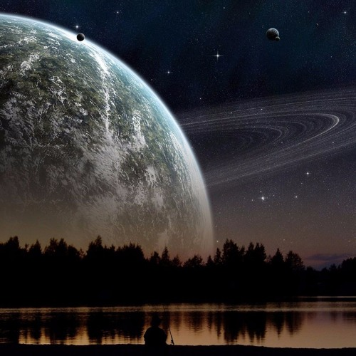 Beautiful Alien Planet - Dramatic Cinematic Space Ambient Music by