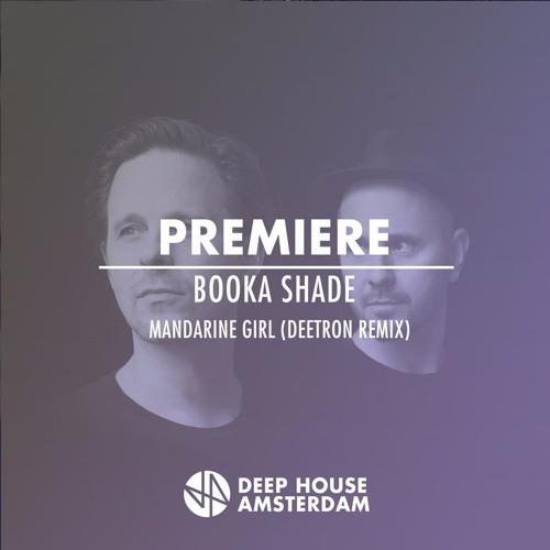 Premiere: Booka Shade - Mandarine Girl (Deetron Remix)