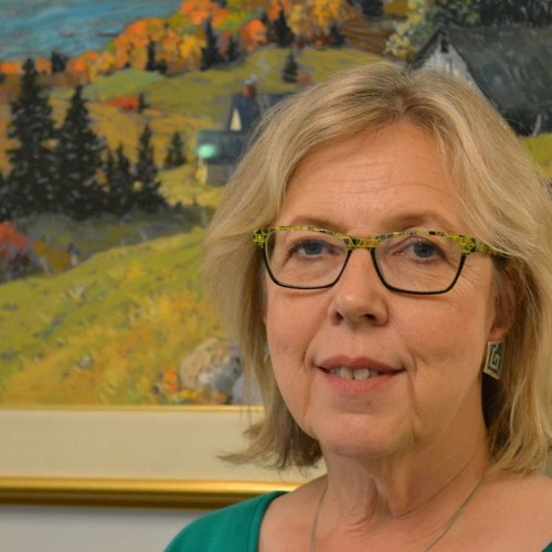 An Interview with Elizabeth May