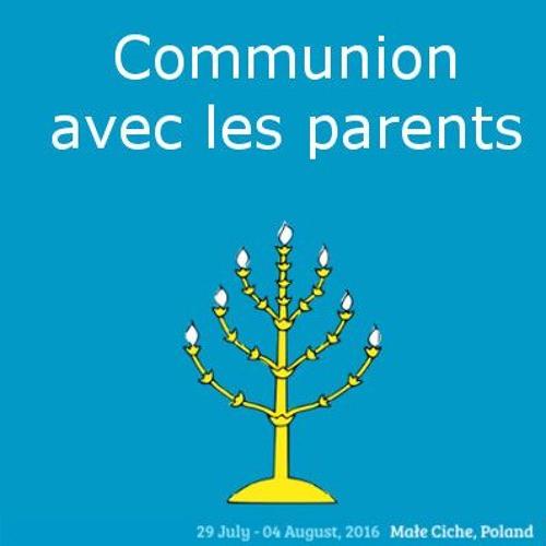 Msg 5 - L'oeuvre des enfants dans les maisons et dans les quartiers