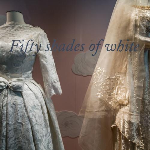 Musée du Costume et de la Dentelle - Just Married, une histoire du mariage :  50 nuances de blanc