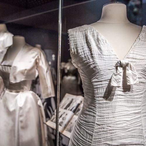 Musée Mode et Dentelle - Just Married, une histoire du mariage : Cent ans d'histoire