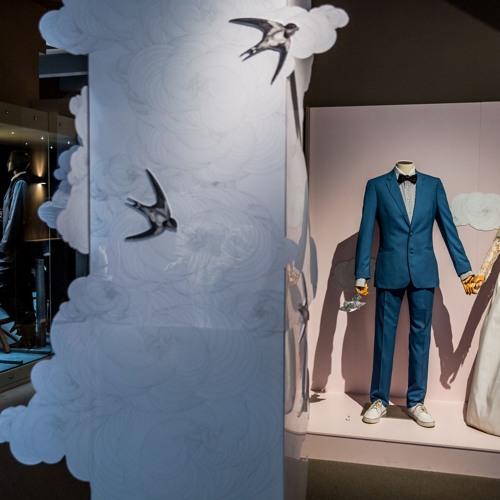 Musée Mode et Dentelle - Just Married, une histoire du mariage : Des mariés modernes