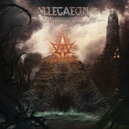 """Allegaeon """"Proponent for Sentience III - The Extermination"""""""