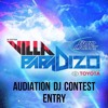 Audiation -  Villa Paradizo 2016 DJ Invitational Entry (TOP 5 FINALIST).mp3