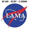 Mc Boy - LA NASA ft. MC LAMA & El Badman [La Vengeance Mixtape]