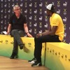 Usain Bolt Interviews - Comment On Sport Drugs And Way Forward