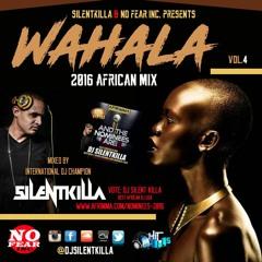 WAHALA VOL.4 AFRICAN MIX
