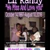 Hardy Boy Randy We Miss You; We Love You