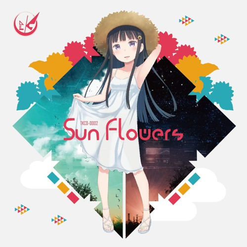 "7th Album ""Sun Flowers"" XFD"