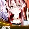 MONSTRO ( Mirai Nikki, Elfen Lied, Deadman Wonderland) Inspirada em Monster - Meg & Dia