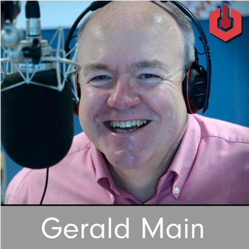 36. How to Present Morning Radio Shows with BBC Radio Cambridgeshire's Gerald Main
