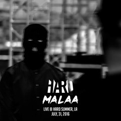 Malaa - Live At Hard Summer, LA, 30.07.2016