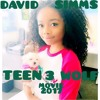 David simms and Peyton List are in true love but skai jackson confessed her feelings to David simms and Maddie & Mackenzie Ziegler to teen wolf 3 project movie 2017