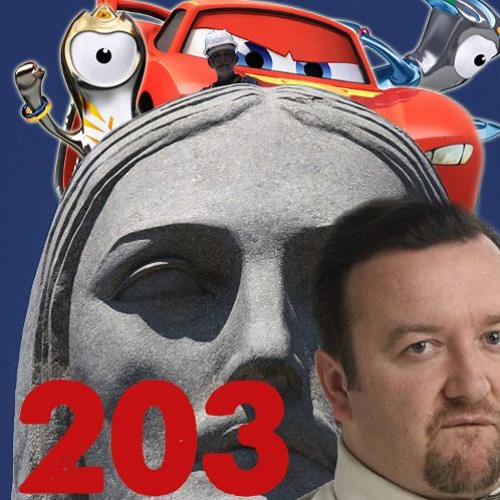 203: David Brent Tried to Get in My Google Car