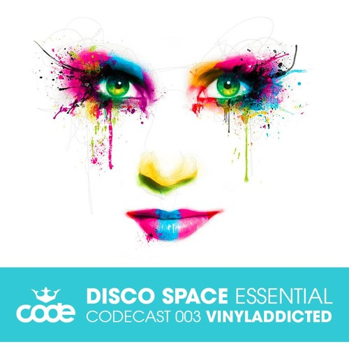 DISCO SPACE ESSENTIAL - VinylAddicted Exclusive 003