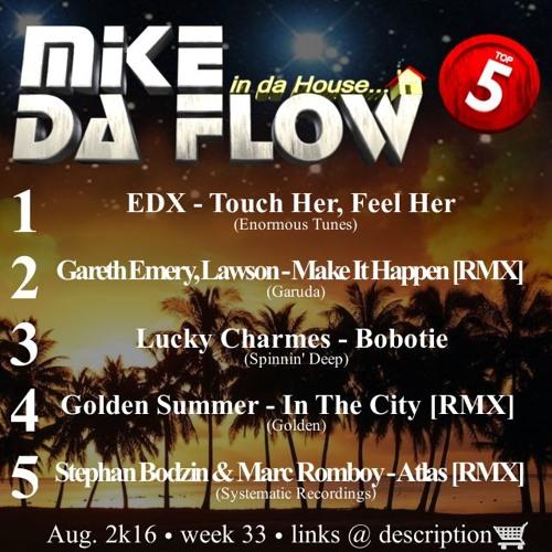 Top 5 - week 33/2k16