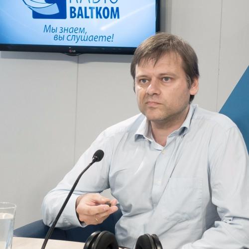 "Карлис Берзиньш в программе ""Разворот"" (12.08.2016)"