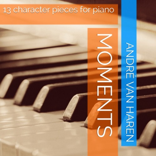 Moments for Piano Solo