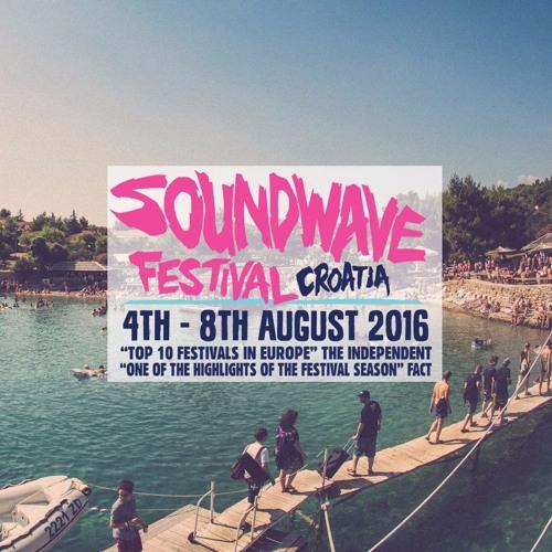 Soundwave 2016 DNB Boat Party Set W/Plates