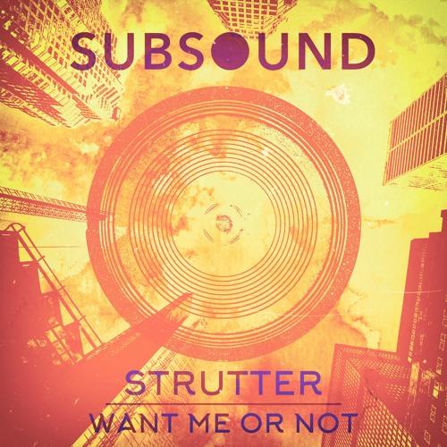 Strutter Ft. Rebekah Buffong - Want Me Or Not