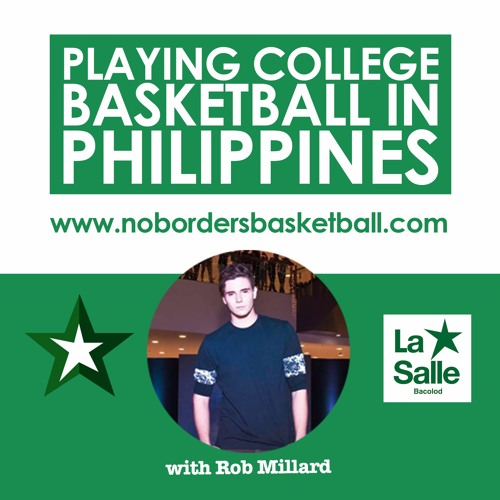 NBB - College Basketball In Philippines With Rob Millard